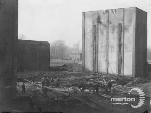 Hayward's Factory, Morden Road, Mitcham