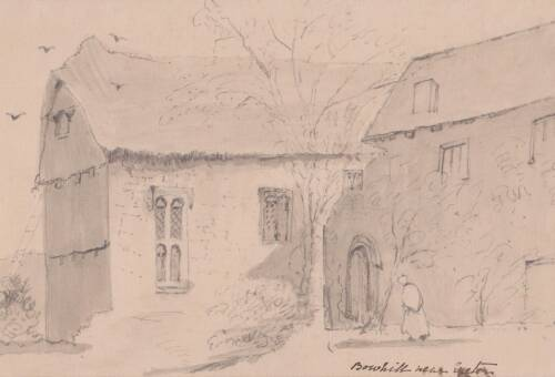 Bowhill House, c.1880, Exeter
