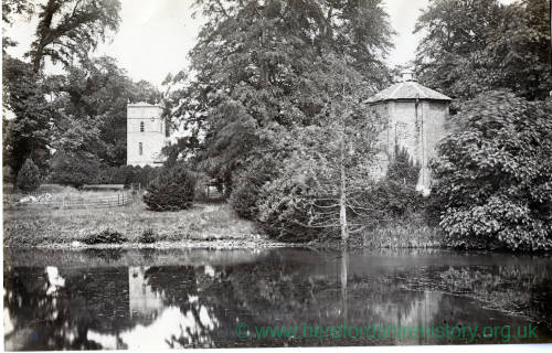 Tyberton, Church Tower and Pigeon House