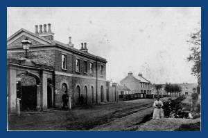 Western Road: Mitcham Gas Works Office