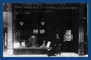 Lambton Road, Wimbledon: Surrey Vanity Cleaners