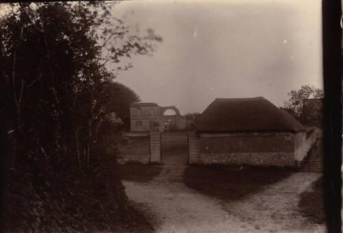 Weston House, c1900, Branscombe