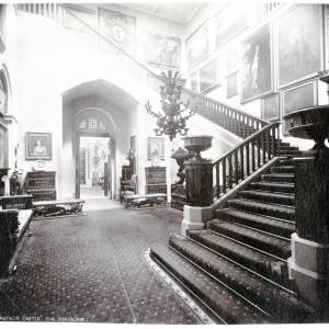Grand Staircase, Eastnor Castle