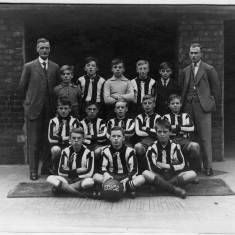 Baring Street School Football Team 1931-2