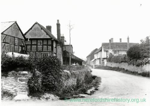 Street in Eardisley