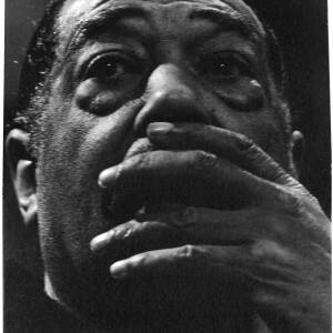 049 - Close up portrait of Duke Ellington