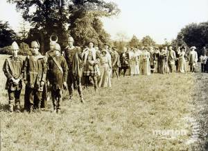 Wimbledon Historical Pageant: Parade of Performers