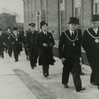 Litherland Town Hall official opening