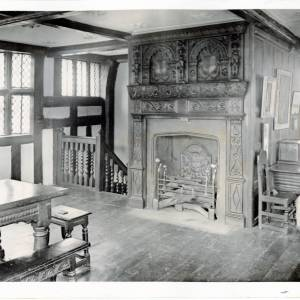 Hereford, Old House Parlour, 1938