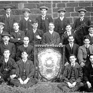 Grenoside Football Club Members 1912