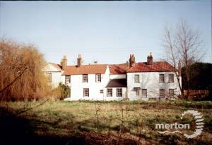 Watermeads Cottages, Bishopsford Road