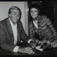 Howard Keel and Carol Williams