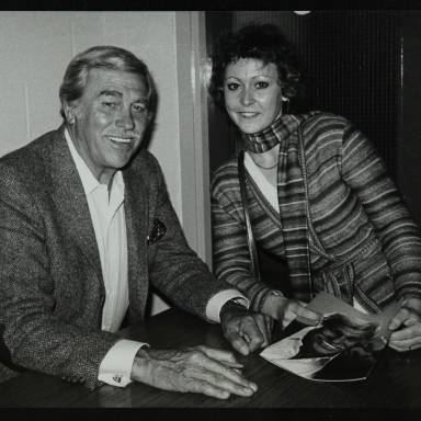 Howard Keel and Carol Williams
