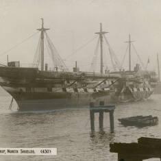 Wellesley Training Ship, North Shields