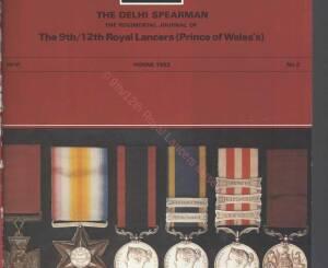 9th-12th Lancers, 1982