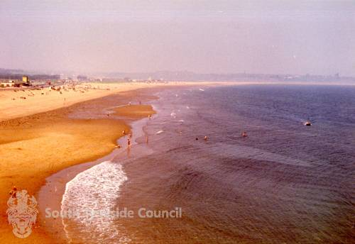Publicity for S.Shields Beaches