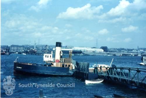 A.B. Gowan, Jarrow Ferry