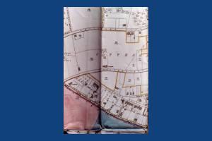 1865 map of Cottenham Park, Cambridge Road, Richmond Road, Avenue Road, Crowhurst, Spencer Road and Langside, Raynes Park