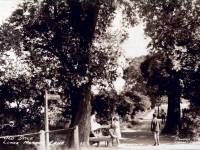 Lower Morden Lane: The Old Stile