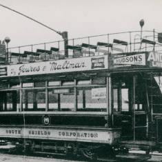 South Shields Corporation Tram car 14