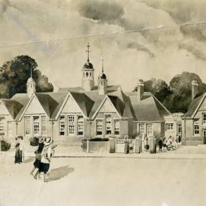 Ross Grammar School 1910