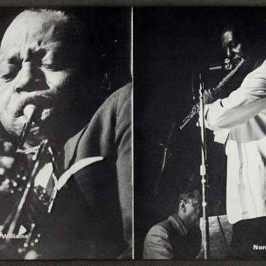 Duke Ellington Orchestra British Tour - October 1971 007