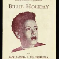 Billie Holiday and Jack Parnell & His Orchestra, Royal Albert Hall - February 1954