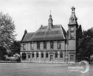 Town Hall, Mitcham