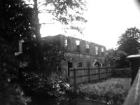 Liberty Print Works: Rear view of a house on the Merton site