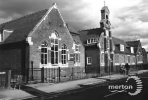 St. Mark''s School, Mitcham