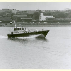 Pilot launch Norman Forster