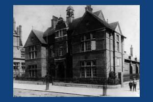Wimbledon Library, Wimbledon Hill Road