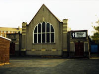 Mitcham Baptist Church, London Road, Mitcham