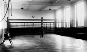 Wimbledon County School for Girls: The Gymnasium