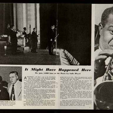 Jazz Illustrated Vol.1 No.3 January 1950 0006