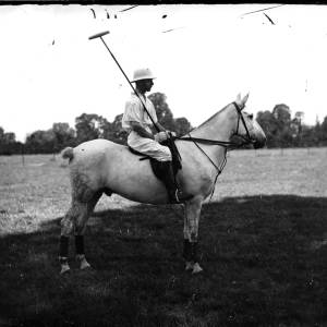 G36-476-15 Man in polo kit seated on a  pony.jpg