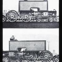 Locomotive body