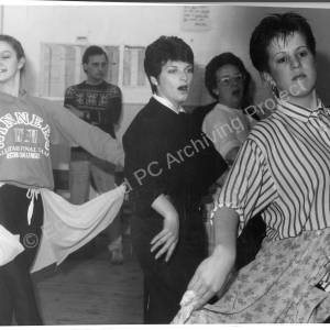 High Green Operatic Rehearsal c 1986 b