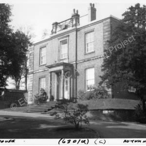 Birley House on Birley Edge Lane