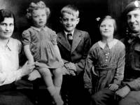 Unidentified Merton Family.