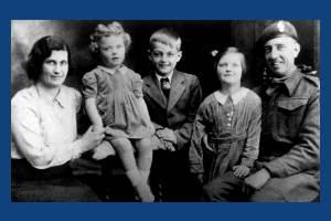 Unidentified Merton Family.
