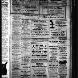 Leominster News - March 1919
