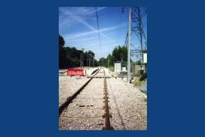 Croydon Tramlink - Construction