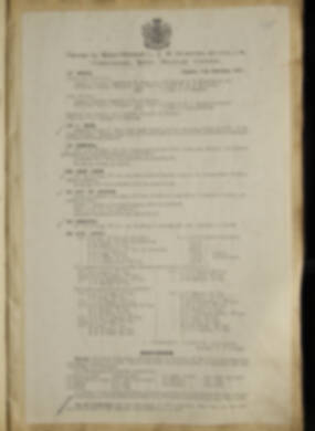 Routine Orders - June 1918 - April 1919 - Page 243