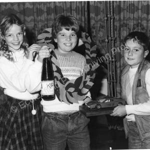 Coit School Chapeltown Red Arrow Challenge 1986 b