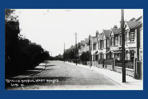 Estella Avenue, West Barnes