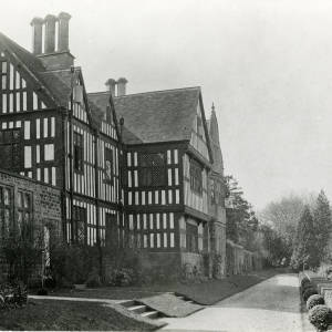 Caradoc Court, Sellack, Herefordshire, 1930