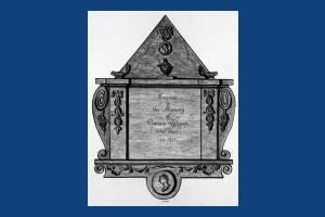Memorial plaque: Parish Church, Morden