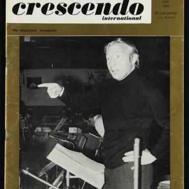 Crescendo 1971 July
