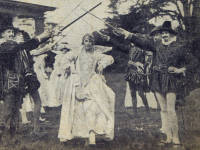 Historical Pageant, Wimbledon Park